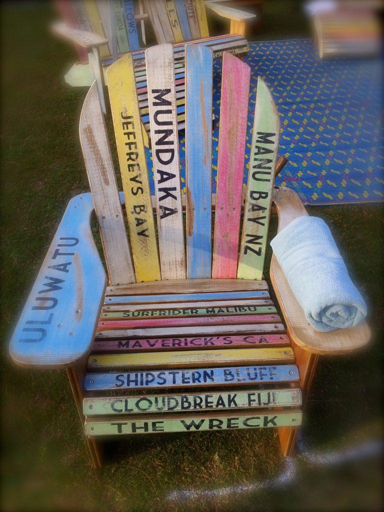 Byron Bay chairs