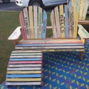 Adirondack Byron Bay chair